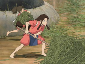 Chihiro and Lin