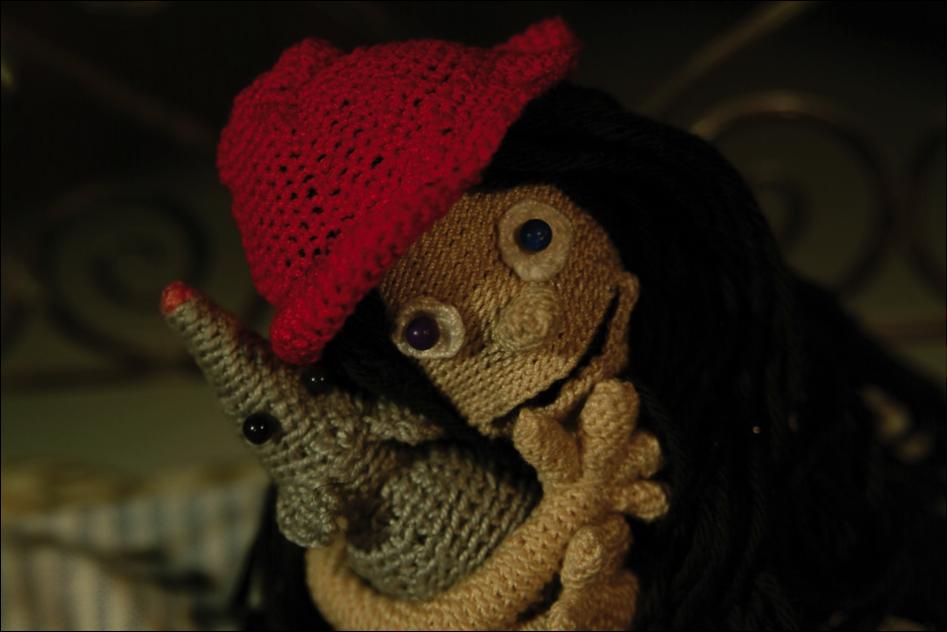 eliska knitting 5